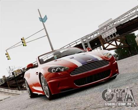 Aston Martin DBS Volante 2010 v1.5 Bonus Version para GTA 4 esquerda vista