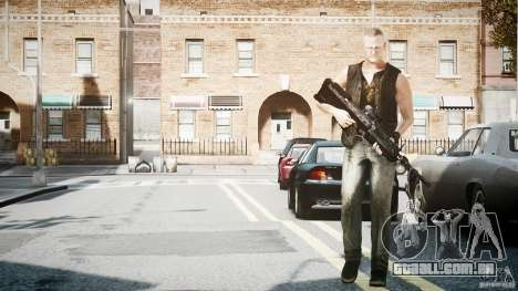 Merle Dixon para GTA 4 segundo screenshot