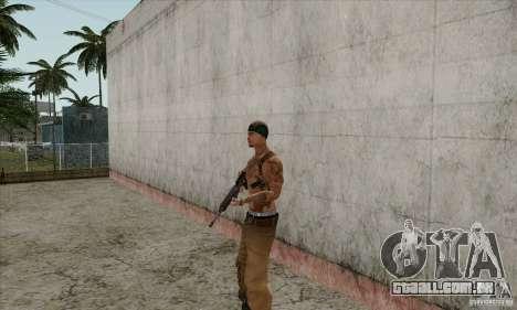 Novo Og Loc para GTA San Andreas terceira tela