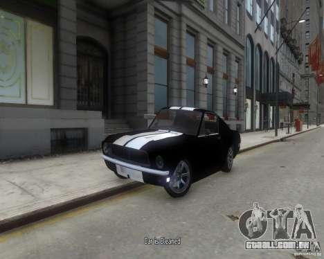 Ford Mustang Tokyo Drift para GTA 4