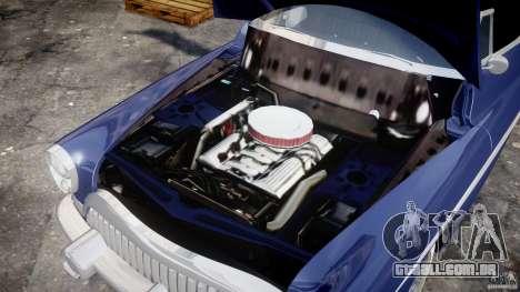 Buick Skylark Convertible 1953 v1.0 para GTA 4 vista interior