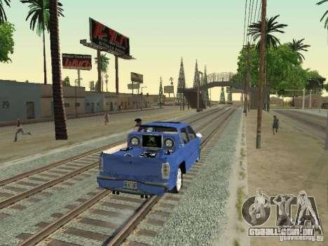 Ballas 4 Life para GTA San Andreas sexta tela