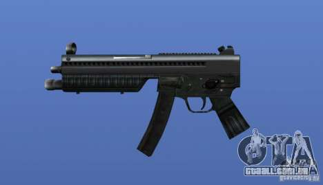 Heckler & Koch MP5 para GTA 4 terceira tela