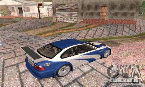 New Groove by hanan2106 para GTA San Andreas por diante tela