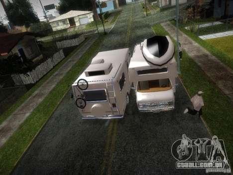 Journey para GTA San Andreas esquerda vista