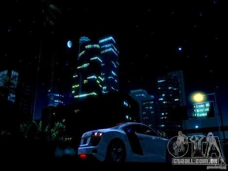 Céu estrelado V 2.0 (jogador) para GTA San Andreas terceira tela