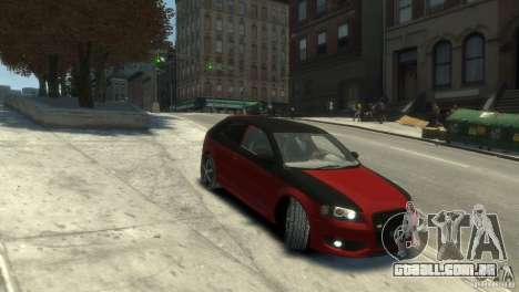 Audi BS3 O.CT Tuning para GTA 4 vista direita