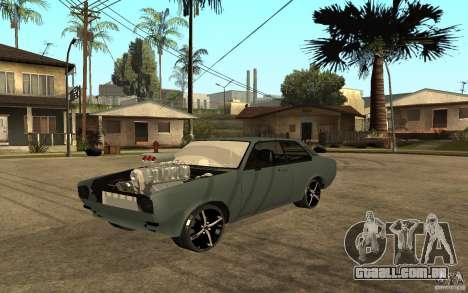 Chevrolet Cheville para GTA San Andreas