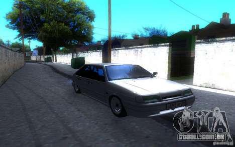 ВАЗ 2114 LT para GTA San Andreas vista direita
