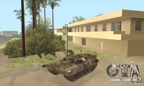 T-90A para GTA San Andreas