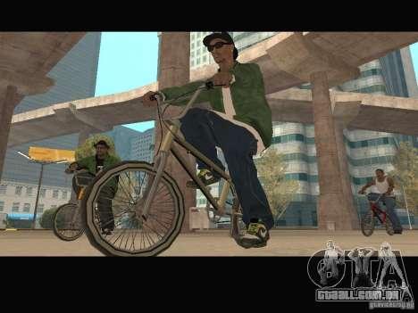 Family Skins Pack para GTA San Andreas segunda tela