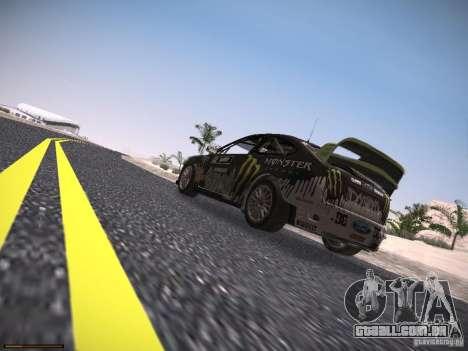 LiberrtySun Graphics ENB v3.0 para GTA San Andreas sexta tela