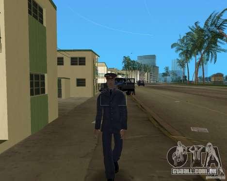 POLICIAL russo para GTA Vice City