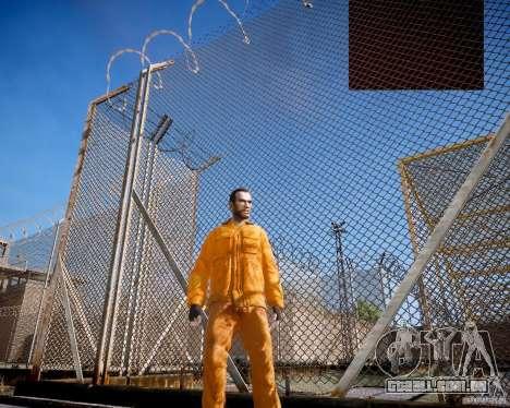 The prison Rob para GTA 4 segundo screenshot