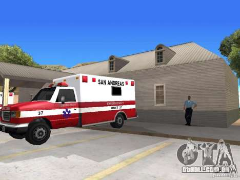 Renovação da aldeia de Al-Kebrados v 1.0 para GTA San Andreas oitavo tela