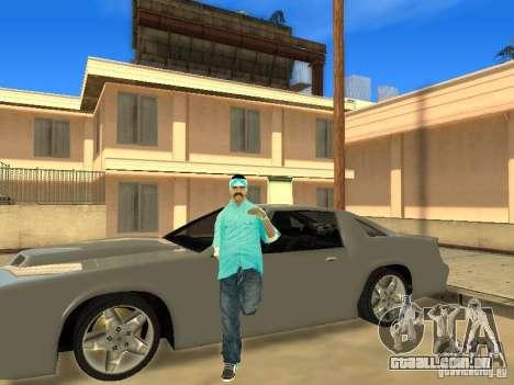 Skinpack Rifa Gang para GTA San Andreas segunda tela