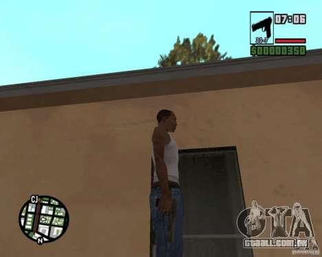 Tula Tokarev TT para GTA San Andreas terceira tela