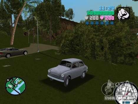 ZAZ 965 para GTA Vice City