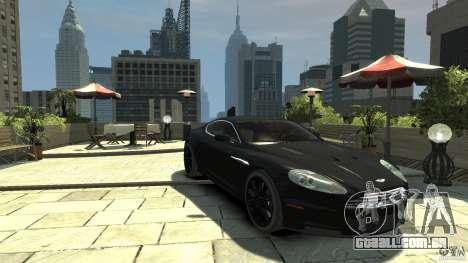 Aston Martin DBS v 1.1 matizado para GTA 4
