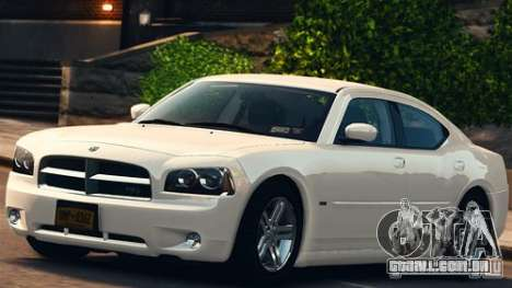 Dodge Charger RT 2007 v.2.0 para GTA 4