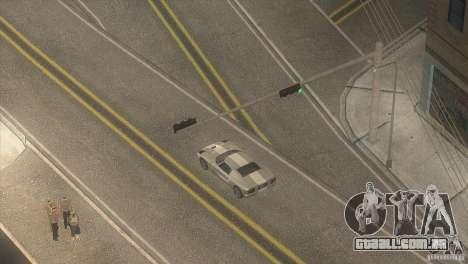 Estrada de qualidade no LS para GTA San Andreas segunda tela
