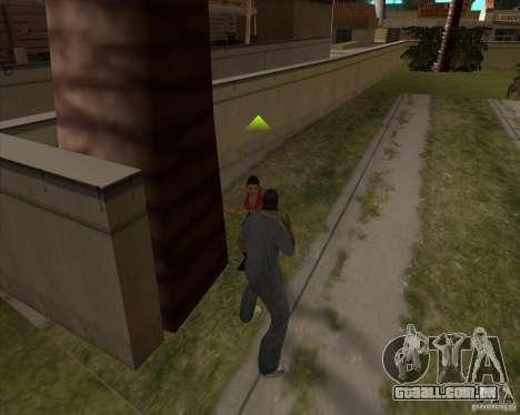 Reality peds settings 2.0 para GTA San Andreas