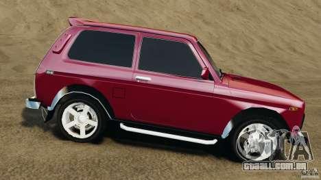 VAZ 21214 Niva (Lada 4x4) para GTA 4 esquerda vista