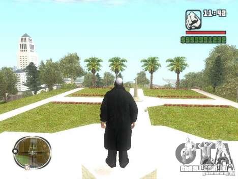 Judeu para GTA San Andreas segunda tela