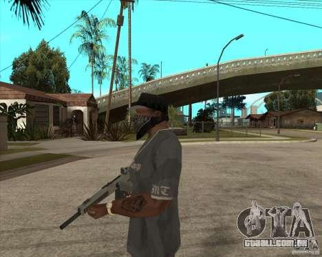 Atchisson assault shotgun (AA-12) para GTA San Andreas segunda tela