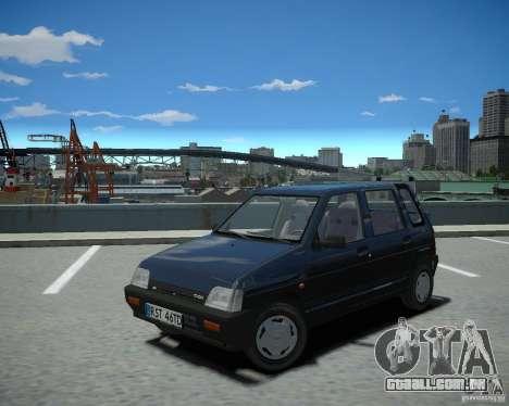 Daewoo Tico SX 1996 para GTA 4