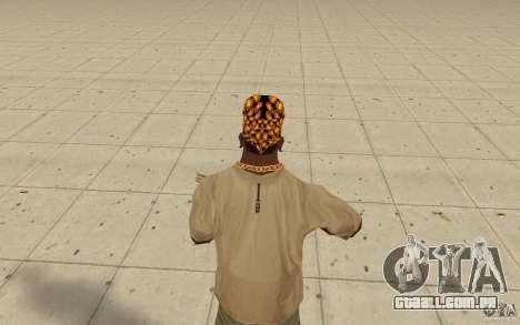 Descendentes de bandana para GTA San Andreas terceira tela