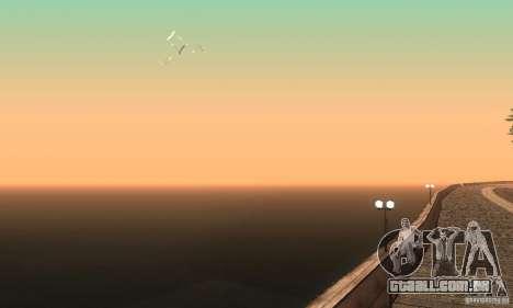 Ultra Real Graphic HD V1.0 para GTA San Andreas nono tela