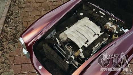 Mercedes-Benz 300 SL Roadster v1.0 para GTA 4 vista lateral