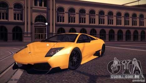 Enb Series v5.0 Final para GTA San Andreas