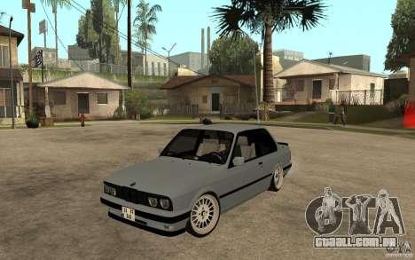 BMW E30 CebeL Tuning para GTA San Andreas