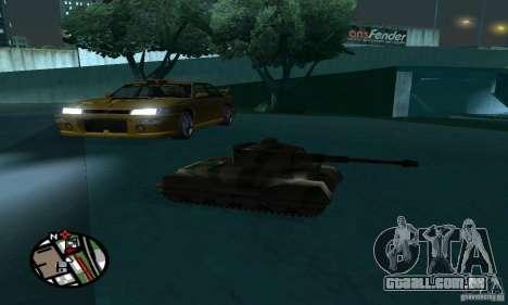 RC veículos para GTA San Andreas sexta tela