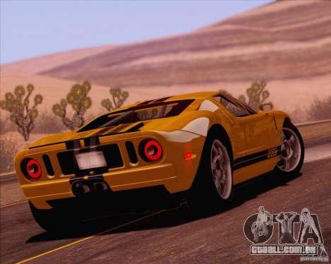 SA_NGGE ENBSeries v 1.1 para GTA San Andreas oitavo tela