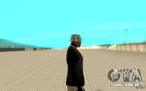 Pele bronik 4 para GTA San Andreas segunda tela