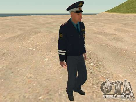 Major DPS para GTA San Andreas décimo tela