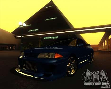 Nissan Skyline GT-R R32 1993 Tunable para GTA San Andreas