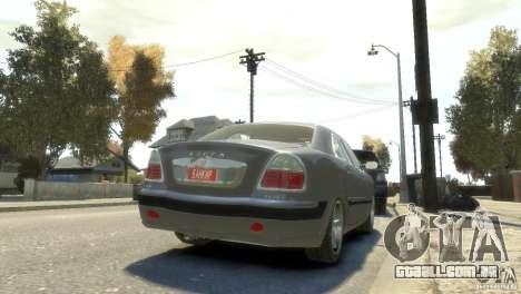 GÁS-3111 para GTA 4 esquerda vista