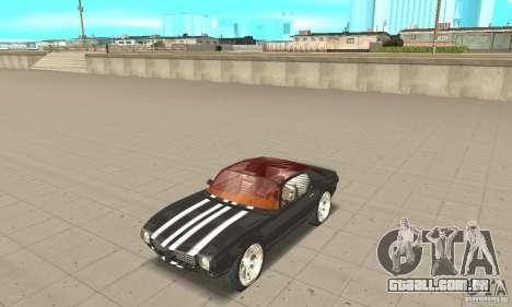 Pontiac Flamingo para GTA San Andreas