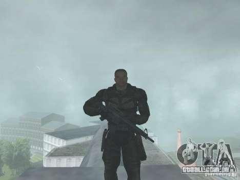 Hobo para GTA San Andreas segunda tela