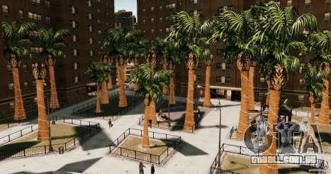 Palmas para GTA IV para GTA 4 segundo screenshot