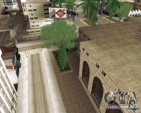 Los Santos City Hall para GTA San Andreas sexta tela