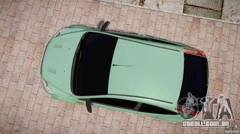Ford Focus RS para GTA 4 vista direita