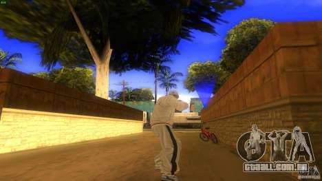 BrakeDance mod para GTA San Andreas terceira tela
