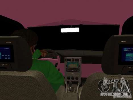 Lada Priora Emo para as rodas de GTA San Andreas