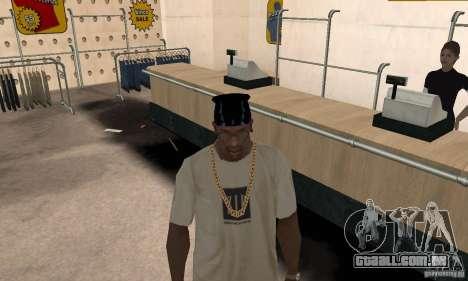 Batman bandana para GTA San Andreas