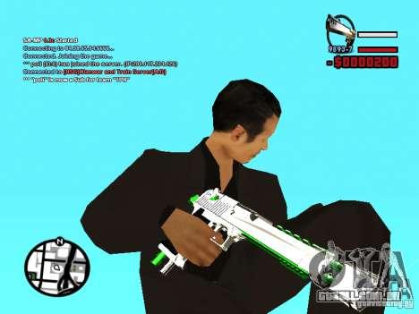 Novo Deagle para GTA San Andreas segunda tela
